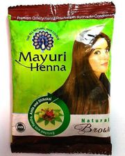 Brown Henna Hair Color For men and women