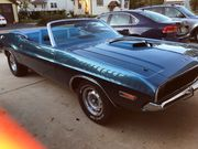 1970 Dodge Challenger Convertinle
